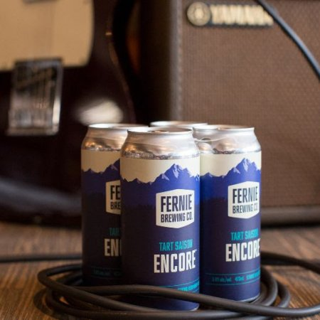 Fernie Brewing Releases Nomad Wild IPA and Encore Tart Saison