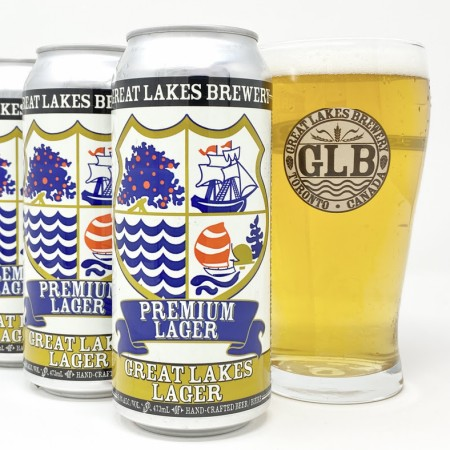 Great Lakes Brewery Retires Blonde Lager and Adds Great Lakes Lager to Core Line-Up