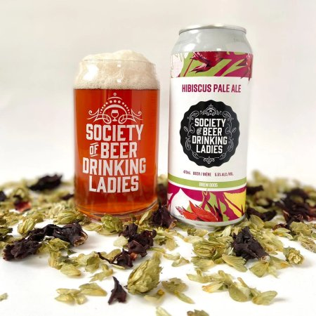 Henderson Brewing and Society of Beer Drinking Ladies Release Hibiscus Pale Ale