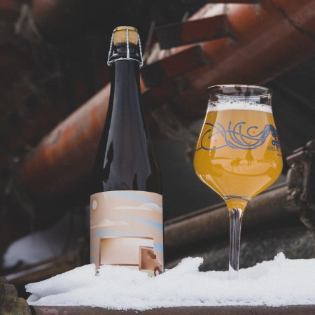 Indie Alehouse Releasing Movin' to the Country Foedre-Aged Saison