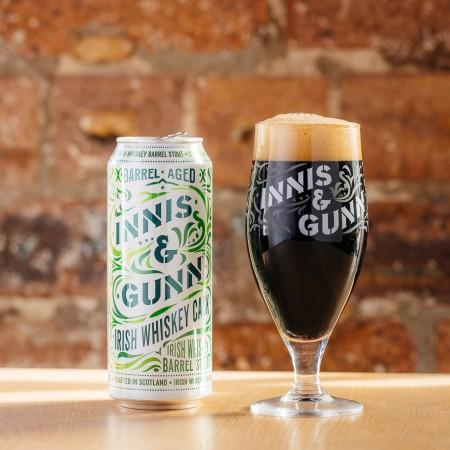 Innis & Gunn Brings Back Irish Whiskey Cask Stout