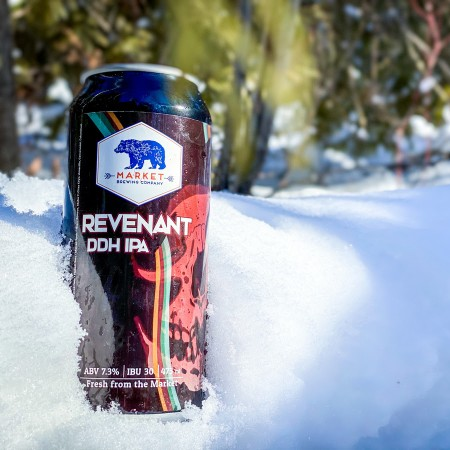 Market Brewing Releases Revenant DDH IPA