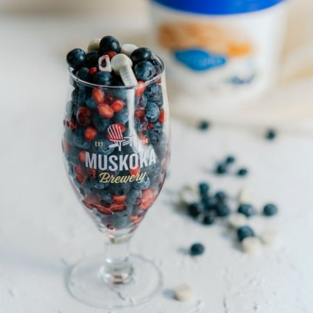 Muskoka Brewery & Kawartha Dairy Release Blue Buried Treasure Pale Ale