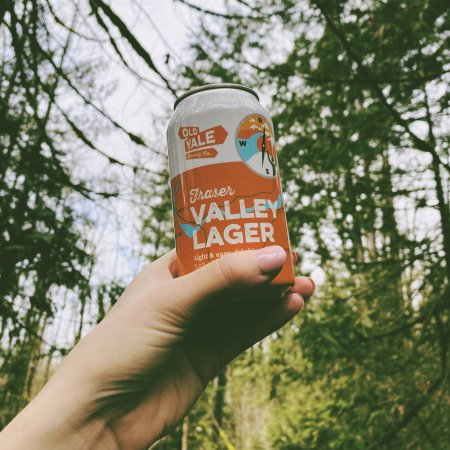 Old Yale Brewing Adds Fraser Valley Lager to Year-Round Line-Up