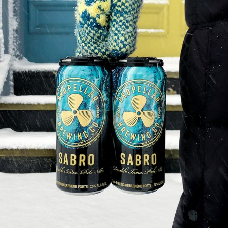 Propeller Brewing Brings Back Sabro Double IPA and Irish Red Ale