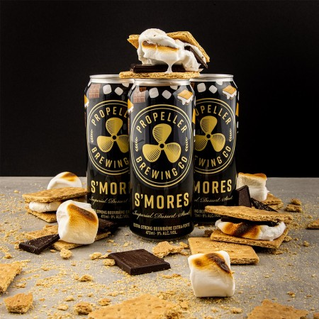 Propeller Brewing Releases S'Mores Imperial Dessert Stout