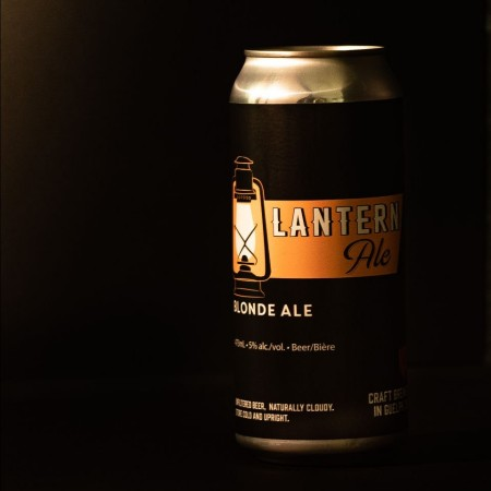 Royal City Brewing Releases 2021 Edition of Lantern Ale for Guelph Black Heritage Society
