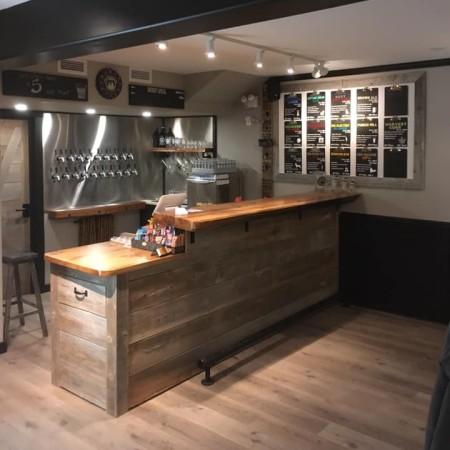 Smokehouse Nano Brewery Opens Taproom in Berwick, Nova Scotia