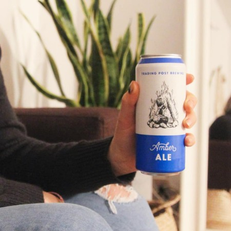 Trading Post Brewing Launching New Look Cans for Core Brands