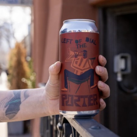 Amsterdam Brewery and Bar Volo Release Left Of The Dial Robust Porter