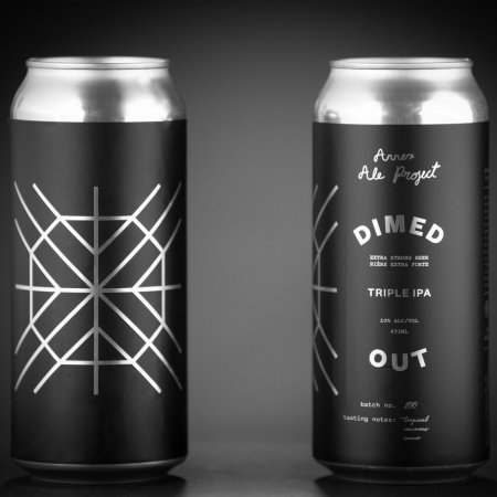 Annex Ale Project Releases Dimed Out Triple IPA