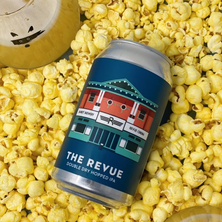 Bandit Brewery and The Revue Cinema Release The Revue IPA