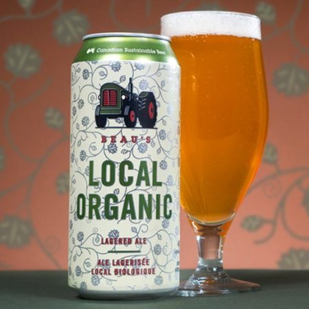 Beau's Brewing Releases Local Organic Lagered Ale