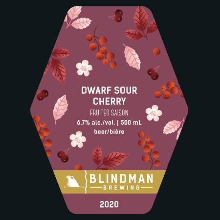 Blindman Brewing Brings Back Dwarf Sour Cherry Fruited Saison