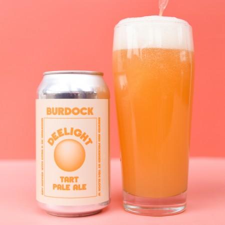 Burdock Brewery Releases Deelight Tart Pale Ale