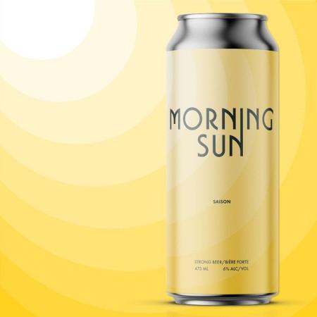 Cabin Brewing Releases Morning Sun Saison