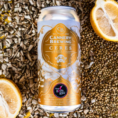 Cannery Brewing Releases Skaha Hazy Pale Ale and Ceres White IPA