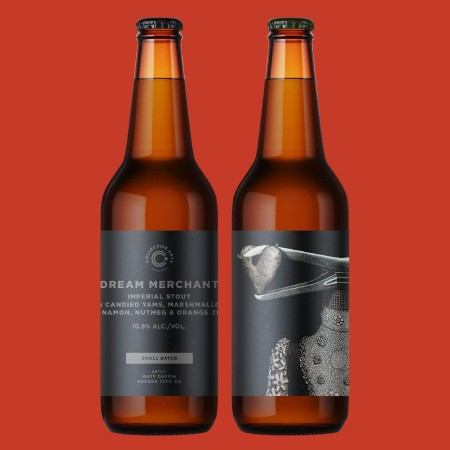 Collective Arts Toronto Releases Dream Merchant Imperial Stout
