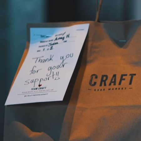 CRAFT Beer Market Donating Portion of St. Patrick's Day Sales to The Frontline Fund