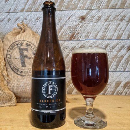 Fenelon Falls Brewing Continues Brewer's Series with Rauchbier
