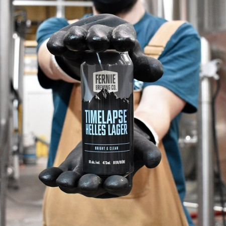 Fernie Brewing Releases Timelapse Helles Lager