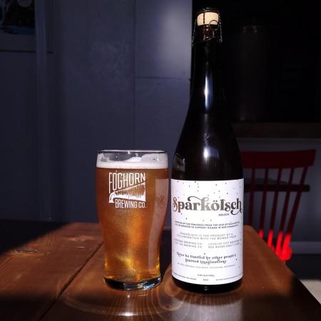 Foghorn Brewing Brings Back Sparkölsch Collaboration Beer for International Women's Day