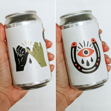 Grain & Grit Beer Co. Releases Pinky Swear IPA and Tough Luck DIPA