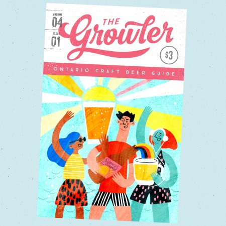 The Growler Ontario Spring/Summer 2021 Issue Now Available