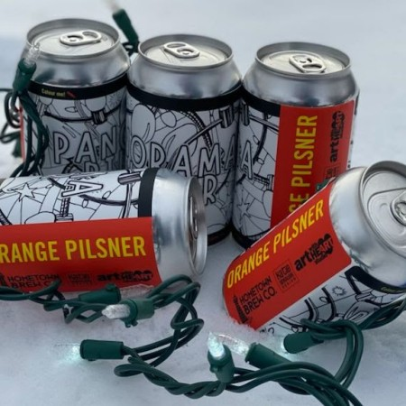 Hometown Brew Co. Releases Panorama Pilsner for Simcoe Christmas Panorama