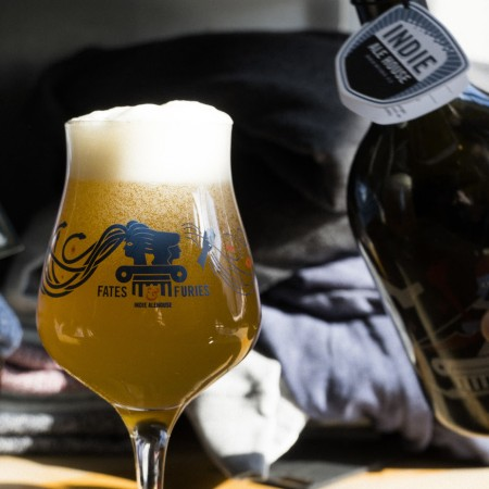 Indie Alehouse Releases 10-4-20 Anniversary Ale