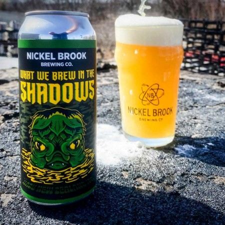 Nickel Brook Brewing Releases Sweet Shoppe White Milk Stout and What We Brew In The Shadows Hazy IPA