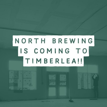 North Brewing Opening New Location in Timberlea, Nova Scotia