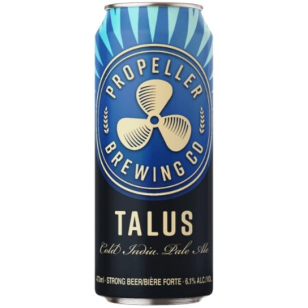 Propeller Brewing Releases Talus Cold IPA