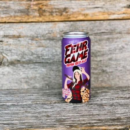 Railway City Brewing Brings Back Fehr Game Irish Red Ale