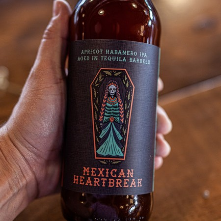 Refined Fool Brewing Releases Mexican Heartbreak IPA and That's Classic Jessica Ginger Beer