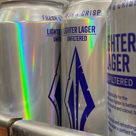 Spearhead Brewing Lighter Lager Now Available at LCBO