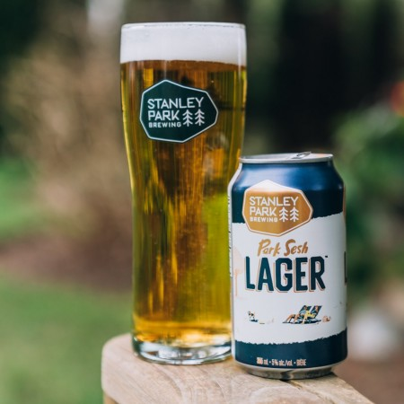 Stanley Park Brewing Releases Park Sesh Lager