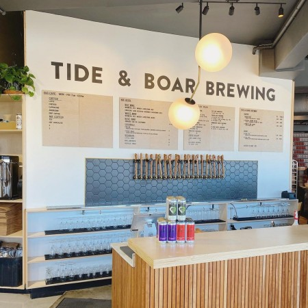Tide & Boar Brewing Opens New Location in Moncton