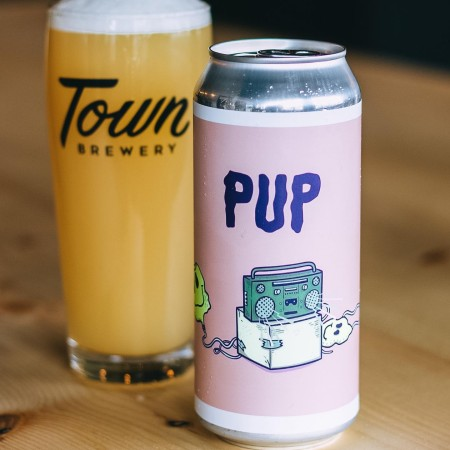 Town Brewery and PUP Bring Back Charity Collaboration for Sistering Toronto