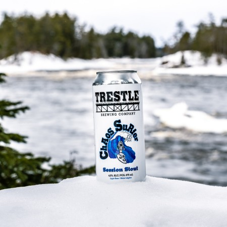 Trestle Brewing Releases Chaos Surfer Session Stout