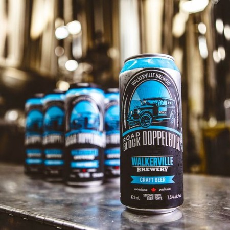 Walkerville Brewery Brings Back Road Block Doppelbock