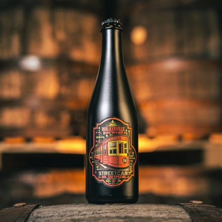 Walkerville Brewery Releases Streetcar No. 351 Special Imperial Stout