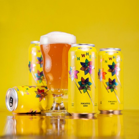 Wellington Brewery Brings Back Pinwheel Pineapple Gose