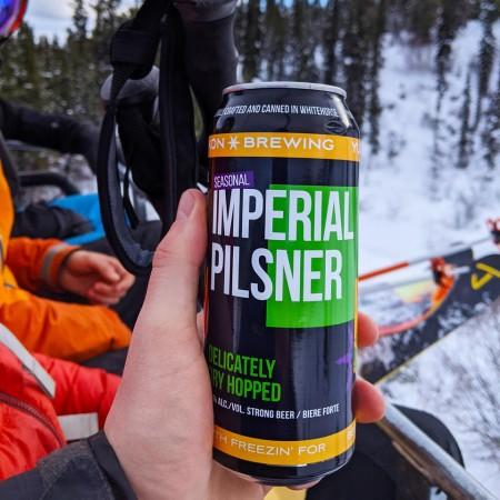 Yukon Brewing Releases Imperial Pilsner