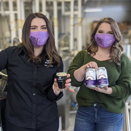 Kwantlen Polytechnic University Brewing Students Releasing Signature Recipe Beers for 2021