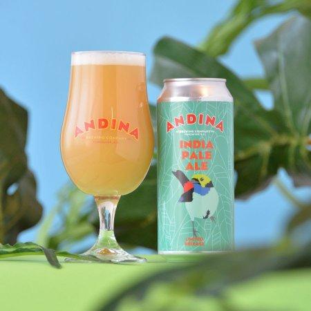 Andina Brewing Brings Back Trópico IPA