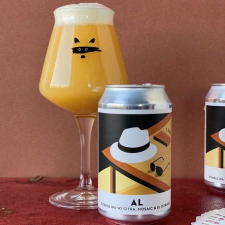 Bandit Brewery Releases Al Double IPA