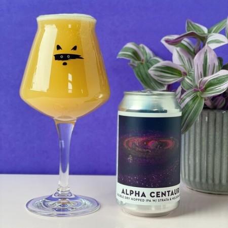 Bandit Brewery Releases Alpha Centauri DDH IPA