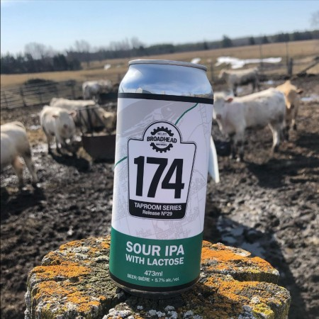 Broadhead Brewery Taproom Series Continues with Sour IPA with Lactose