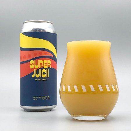 Cabin Brewing and Kilter Brewing Release Super Juicii Double IPA